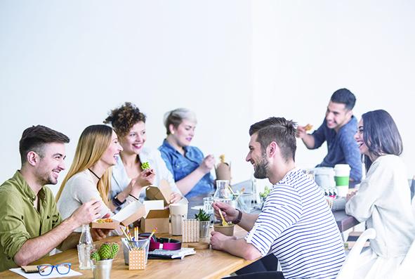 コミュニケーション食堂戦略